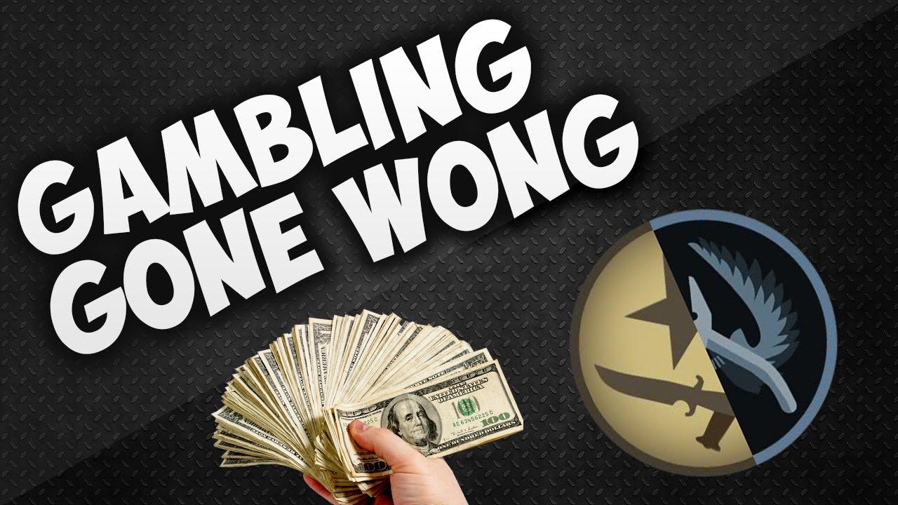 Gambling gone bad slotting machining process
