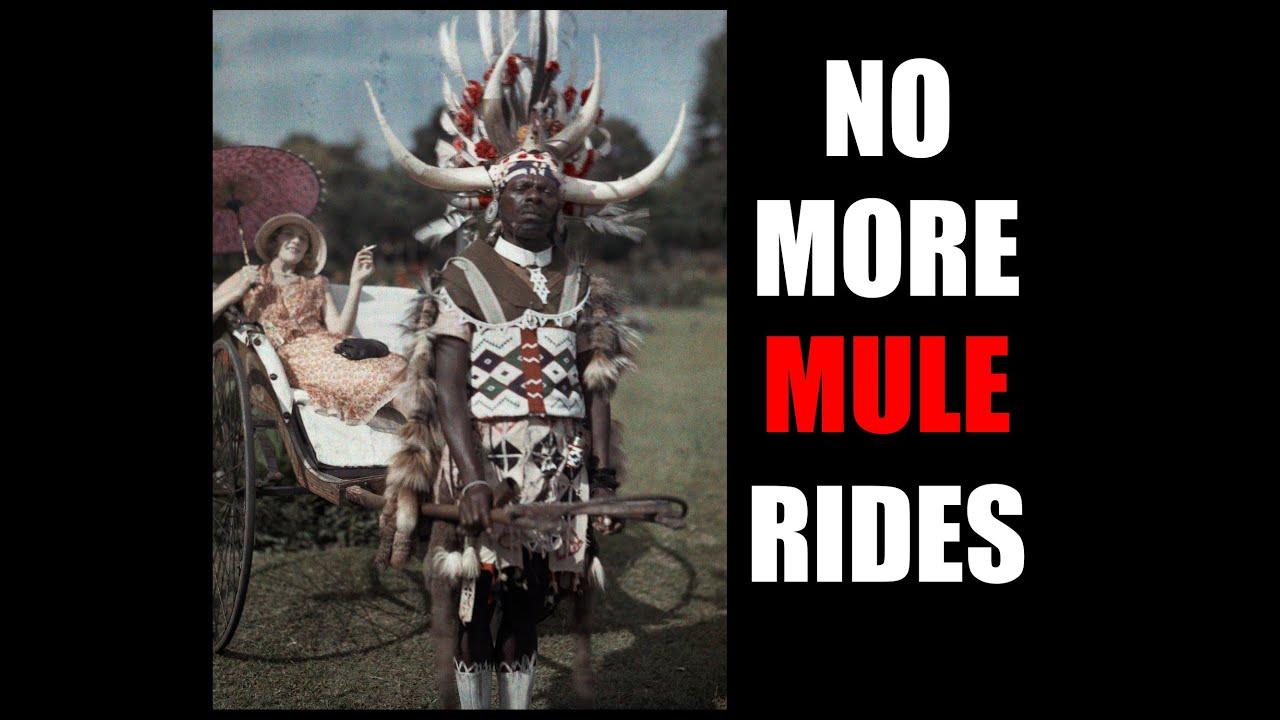 Tariq Nasheed: No More Mule Rides