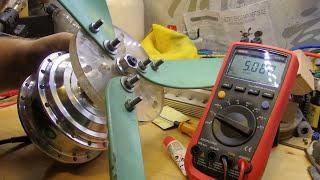 Хочу поднять тему про ветрогенераторы, купил генератор под новый ветряк.(, 2015-09-13T21:29:28.000Z)