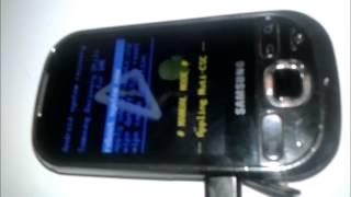 Hard Reset Galaxy 5, Como resetar seu Galaxy 5
