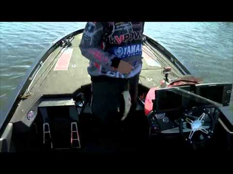 Keith Combs Quick Morning Bass Live www.bassmaster.com