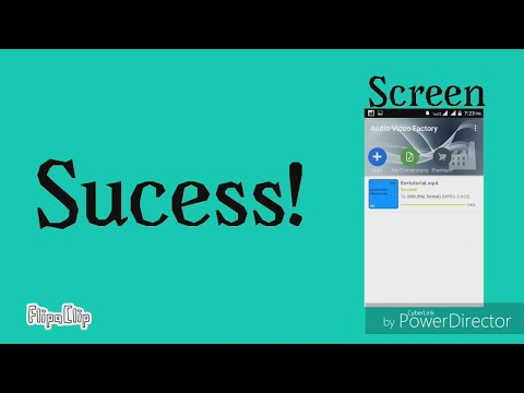 How To Convert Video Files Format (To Mp4, 3gp, Flv, Pal{DVD}, NTSC{T V})