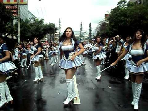 Desfile Del Correo En Las Fiestas Agostinas De San