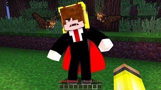 ISMETRG VAMPİR OLDU! 😱 - Minecraft