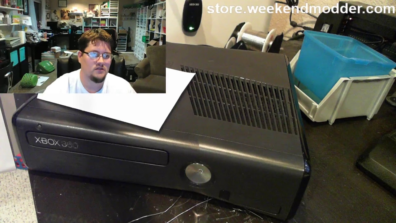 xbox rgh jtag help   GBAtemp net - The Independent Video