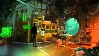 The Next Big Thing (part 6 English game walkthrough) - Somewhat Peculiar Conversation -