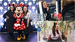 Weekly Vlog #172 | Inspired By Minnie! 🎀