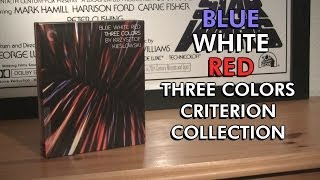 Three Colors Trilogy Criterion Collection Blu-ray Spotlight