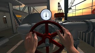 Inprocess Offshore virtual simulation