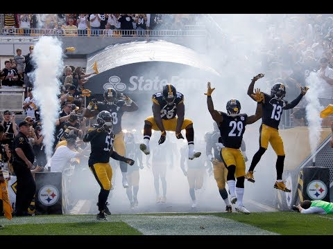 Steelers Pump Up || Renegade ||