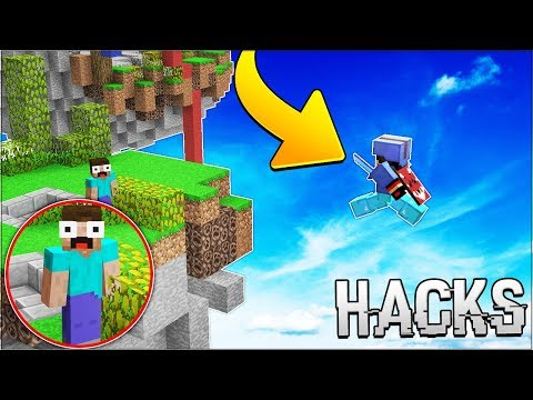 FLY HACKING ON HYPIXEL BEDWARS!