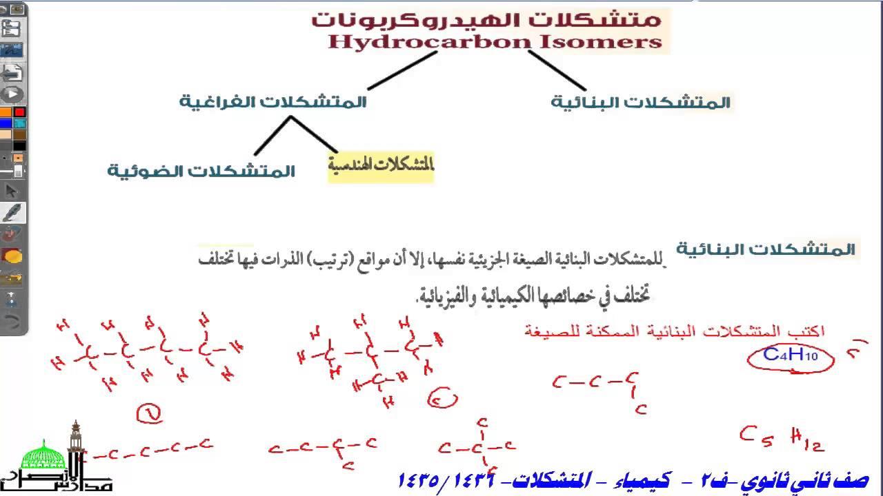 المتشكلات كيمياء 2ث ف2 - YouTube