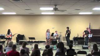 ''I'm So Sorry'' - Imagine Dragons - Lost Haven Cover atthe Carlock Library's ''Reading to the Rhythm''