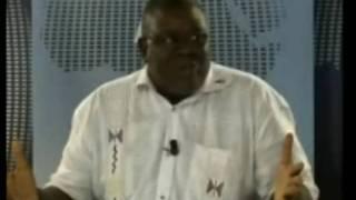 Togo : Election 2010 Débat Djobo - Bodjona 2/3
