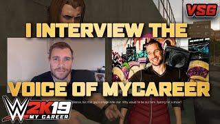 AJ كيرش: صوت WWE 2K19 وضع MyCareer