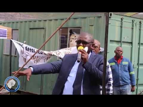 Lesotho Minister  Sello Laments Kao Killing