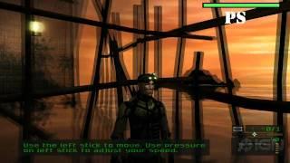 Splinter Cell Trilogy HD Graphics Comparison