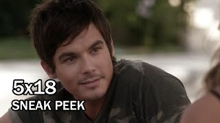 "Pretty Little Liars 5x18 Sneak Peek #2 - ""Oh, What Hard Luck Stories They All Hand Me"" - S05E18"