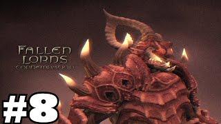 Fallen Lords: Другой Мир. Демоны часть 8.