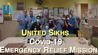 COVID-19 Relief - A Short Film by UNITED SIKHS