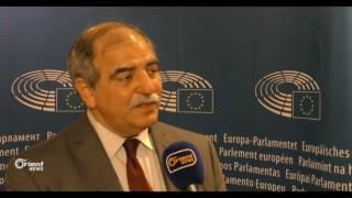 البرلمان الأوربي يستضيف المقاومة الإيرانية في بروكسل