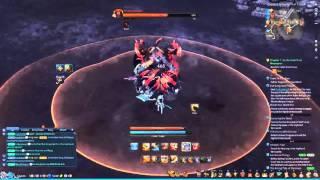 Blade & Soul NA Beta Destroyer solo Profane Jiangshi