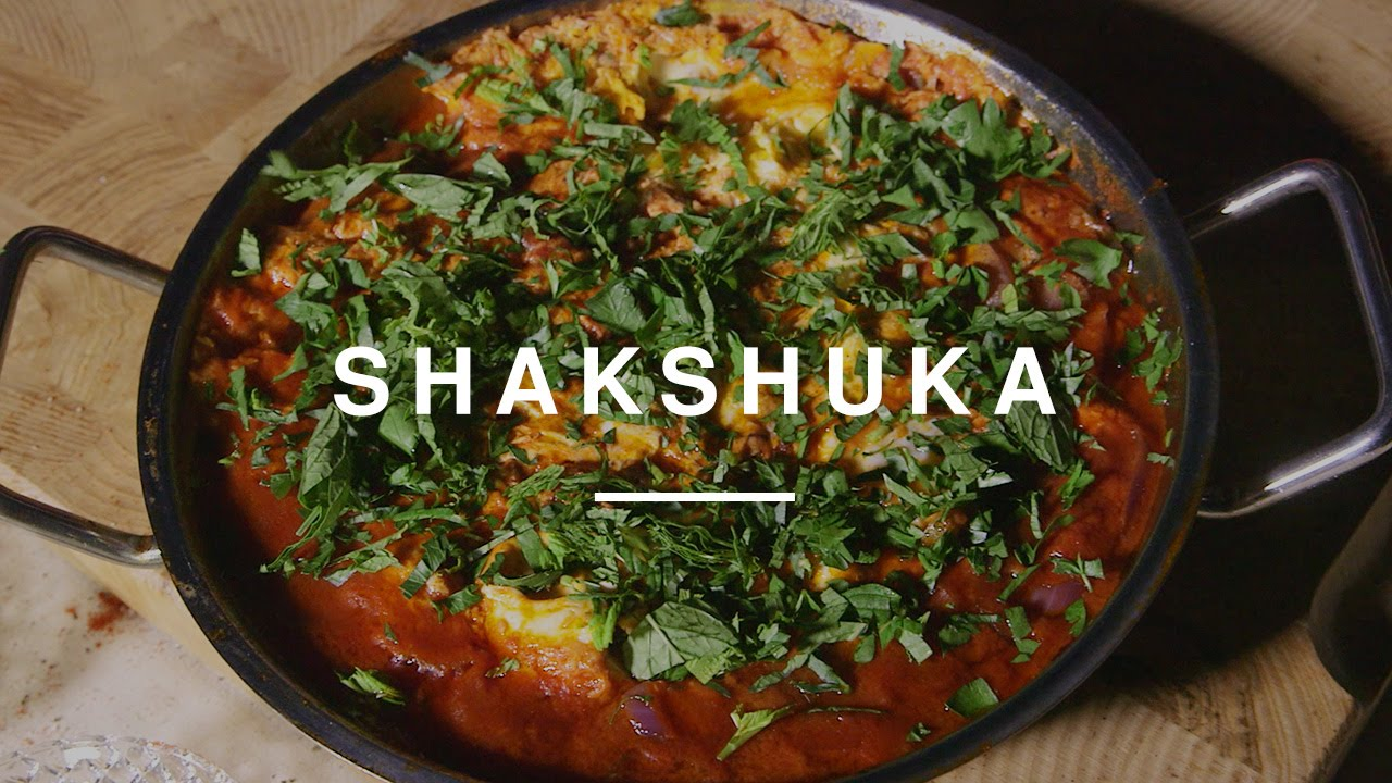 How to make Shakshuka w Ido Zarmi | Gizzi Erskine | Wild ...