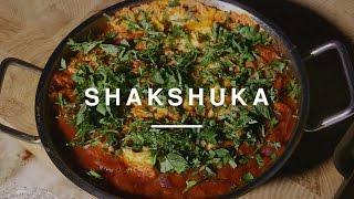 How to make Shakshuka w Ido Zarmi | Gizzi Erskine | Wild Dish