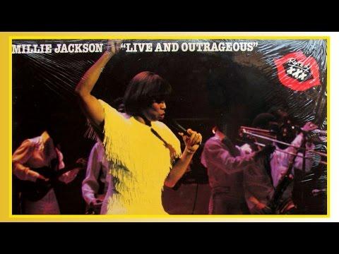 Álbum Completo 1982   Millie Jackson    And Outrageous Rated XXX