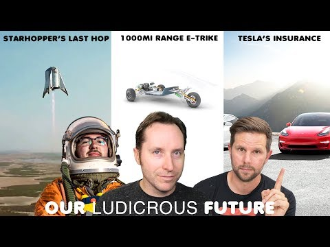 Ep 49 – Tesla launches Insurance Program , StarHopper's last hop, …..and More!