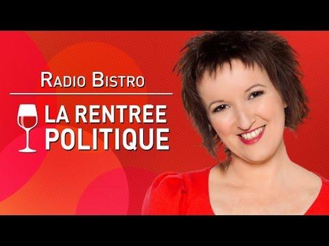 ANNE ROUMANOFF - La rentrée politique