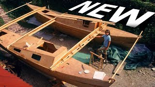 Backyard Building and Cruising Wharram's Sailing Catamaran Tiki 26