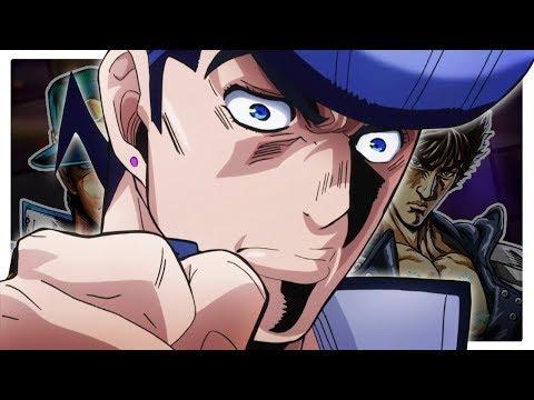In Jotaro's Defense.. (Jotaro VS Kenshiro Death Battle)