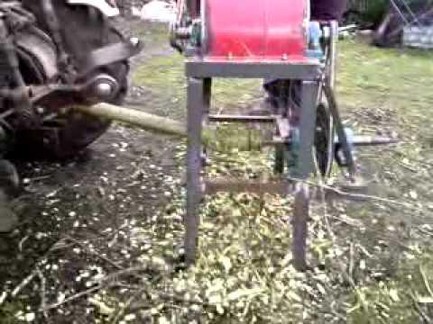 Trituradora de ramas youtube - Trituradora de ramas casera ...