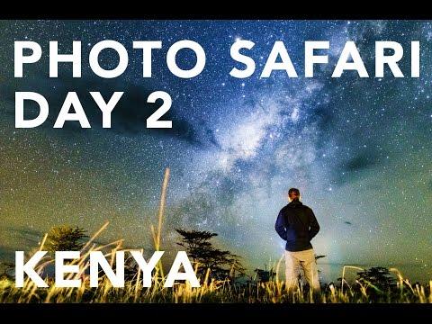 Photography Safari In Kenya Day 2! | A Photographer In | Taylor Jackson