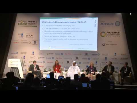 Global Acceleration Of Carbon Capture | WFES Conference