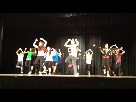 Gangster Trippin' / Group Dance (2012)