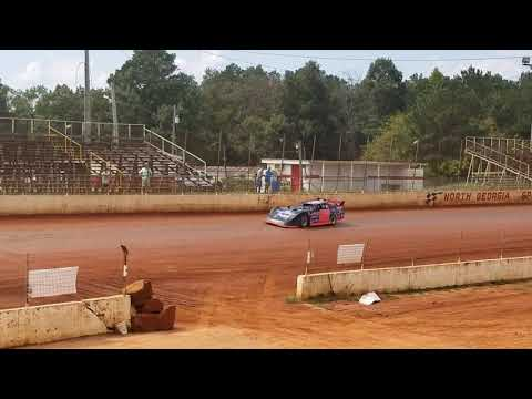 Practice at North Georgia Speedway