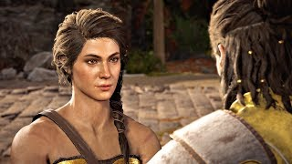 Assassin's Creed Odyssey - Best Ending (Happy Family Ending) PS4 Pro