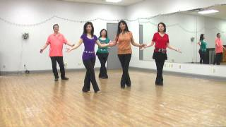 Back To You - Line Dance (Dance & Teach in English & 中文)