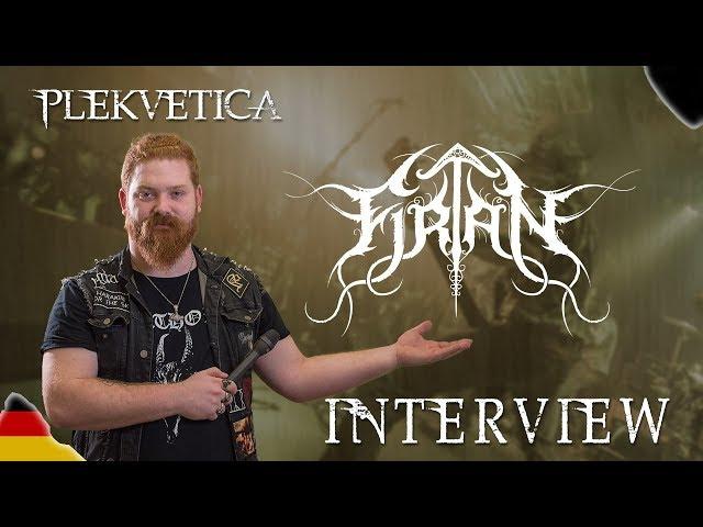 [ Interview ] Firtan ( 2018 )   Black Metal
