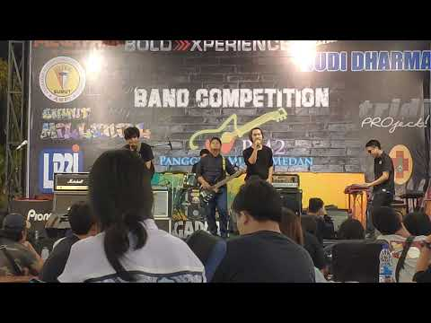 Dream Theater - Under A Glass Moon (cover Alternative Band Medan)