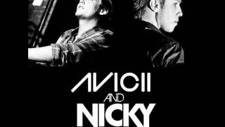Avicii & Nicky Romero - I Could Be The One (Dj Roko Remix Preview)