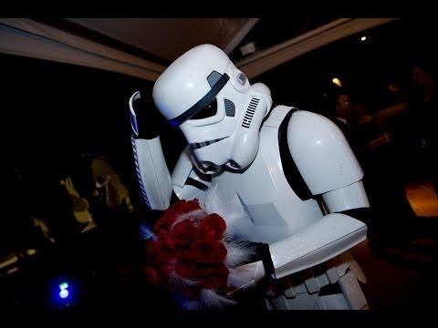 Skywalking Through Neverland: Wedding Highlights