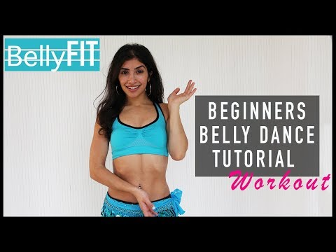 Beginners Bellydance Tutorial | By Leilah Isaac