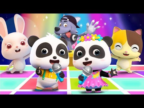 Kids Party Song   Dance Song   Move and Exercise   Nursery Rhymes   Kids Songs   BabyBus