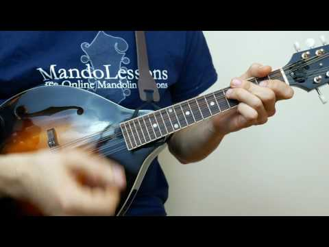 Developing a Practice Routine- Mandolin Lesson