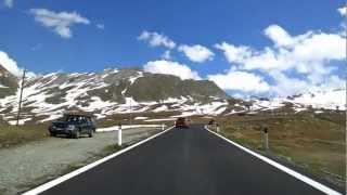 Müstair (CH) - Umbrailpass (CH - I) Passo Stelvio (I)