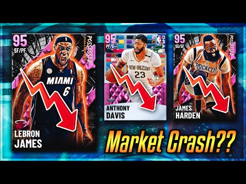 2K ADDED EVERY EXPENSIVE PINK DIAMOND INTO SUPER PACKS!! HAVE THEY GONE DOWN IN PRICE??