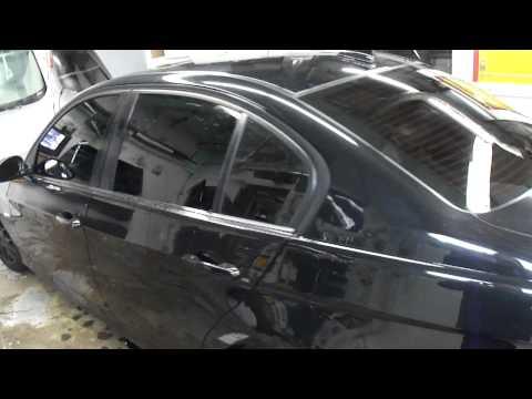 Auto tint BMW 323i